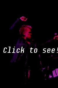 BILLY IDOL @ Forestglade, Wiesen 2012